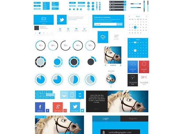 metro-style-free-flat-psd-user-interface-kit