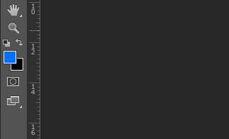 Cor primária Azul - Background Preto