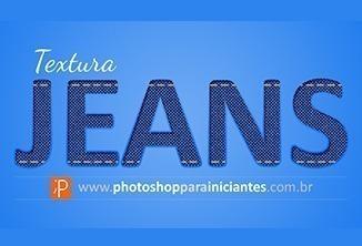 Miniatura Textura Jeans
