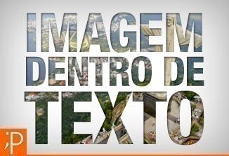 Imagem dentro de Texto