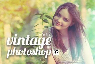 Efeito Vintage no Photoshop Mini