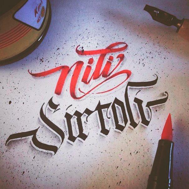 Corporação Criativa – Novidade para os amantes de tipografia, caligrafia e lettering