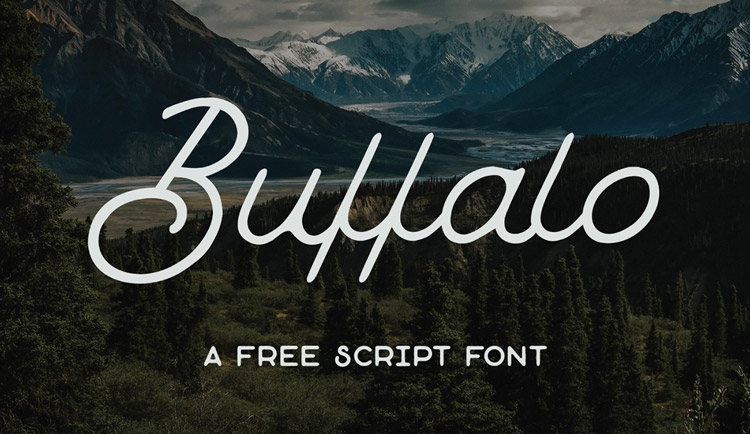buffalo-baixar-font