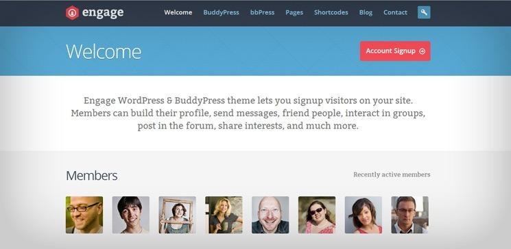 Como criar sua própria rede social com BuddyPress • Designerd