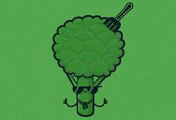 As divertidas ilustrações de Aaron Jay