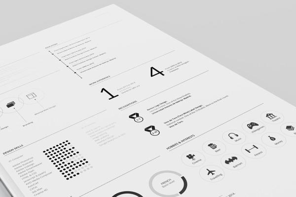 free resume template samples