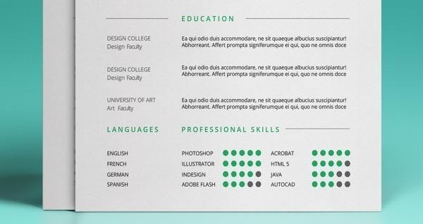 5 Modelos De Curriculos Criativos Para Voce Baixar E Se Inspirar