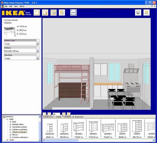 4 programas para projetar a casa dos seus sonhos designerd. Black Bedroom Furniture Sets. Home Design Ideas