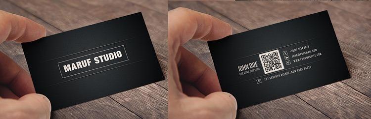 modelo-cartao-visita-preto