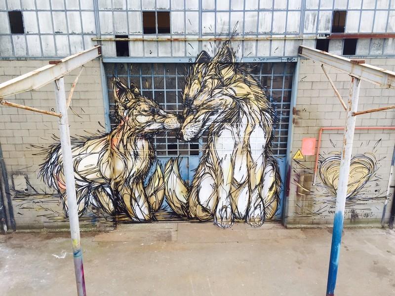 bela-e-animalesca-arte-urbana-de-dzia (1)