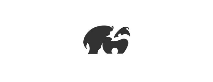 utilizando-o-espaco-negativo-para-ilustrar-animais-por-bodea-daniel (4)