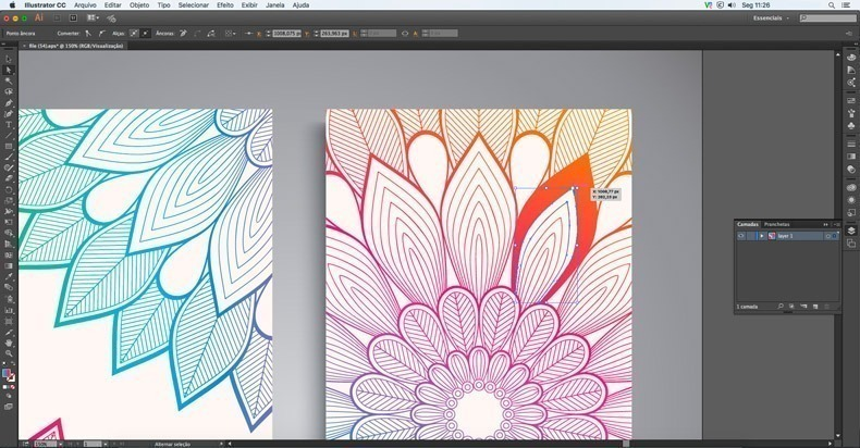 illustrator-interface