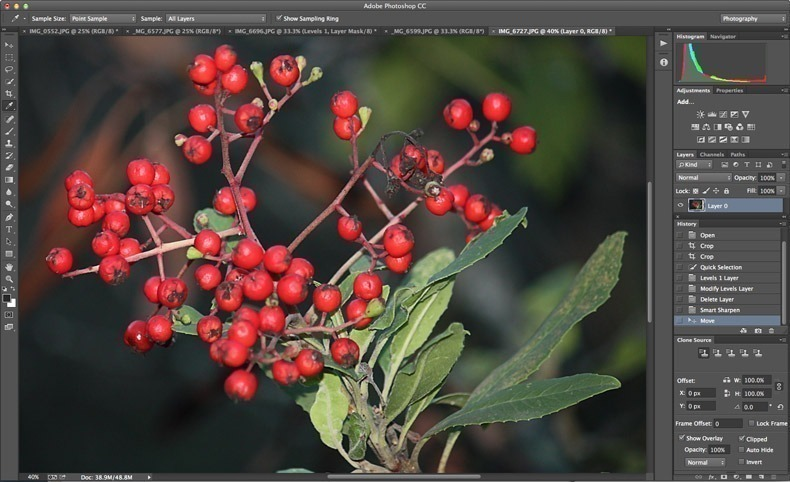 photoshop-interface