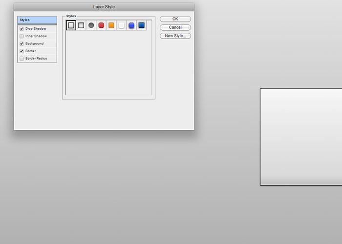 Você pode usar estilos pré-definidos, modificar ou criar um do zero e salva-lo