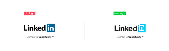 linkedin-conceito-rebranding-comparacao