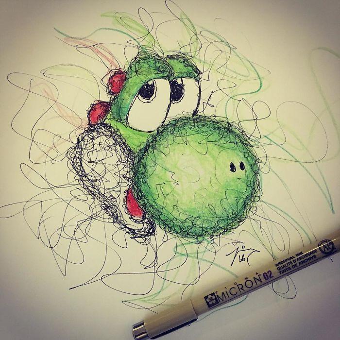 estilo-rabiscado-nas-ilustracoes-de-jimmy-matlik-6