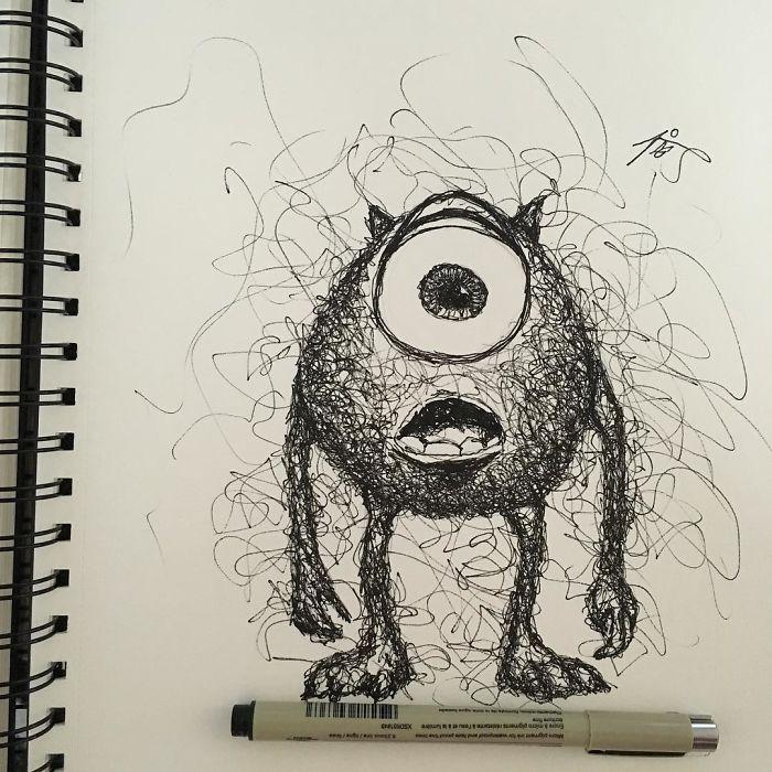 estilo-rabiscado-nas-ilustracoes-de-jimmy-matlik-7