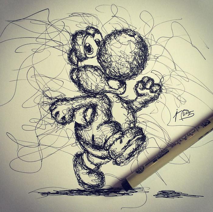 estilo-rabiscado-nas-ilustracoes-de-jimmy-matlik-9
