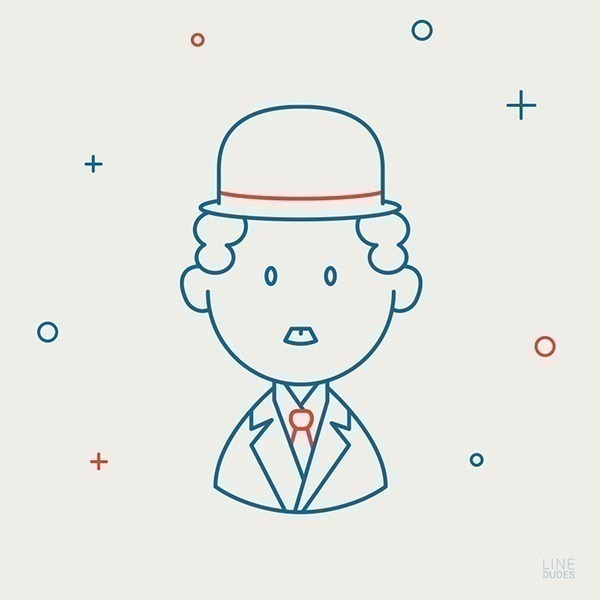 personagens-da-cultura-pop-em-ilustracoes-minimalistas-2.jpg (600×600)