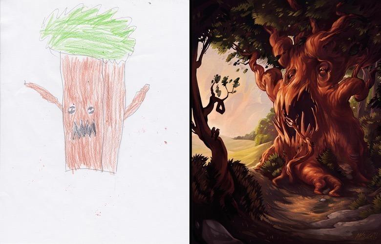 quando-varios-ilustradores-se-juntam-para-dar-vida-aos-monstros-desenhados-por-criancas-12