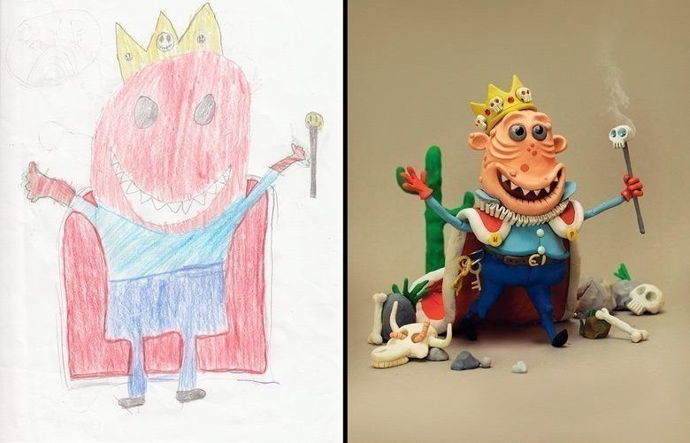 quando-varios-ilustradores-se-juntam-para-dar-vida-aos-monstros-desenhados-por-criancas-14