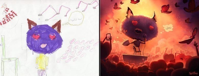 quando-varios-ilustradores-se-juntam-para-dar-vida-aos-monstros-desenhados-por-criancas-16