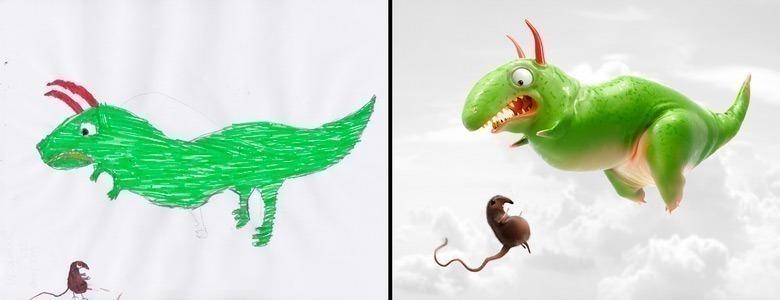 quando-varios-ilustradores-se-juntam-para-dar-vida-aos-monstros-desenhados-por-criancas-2