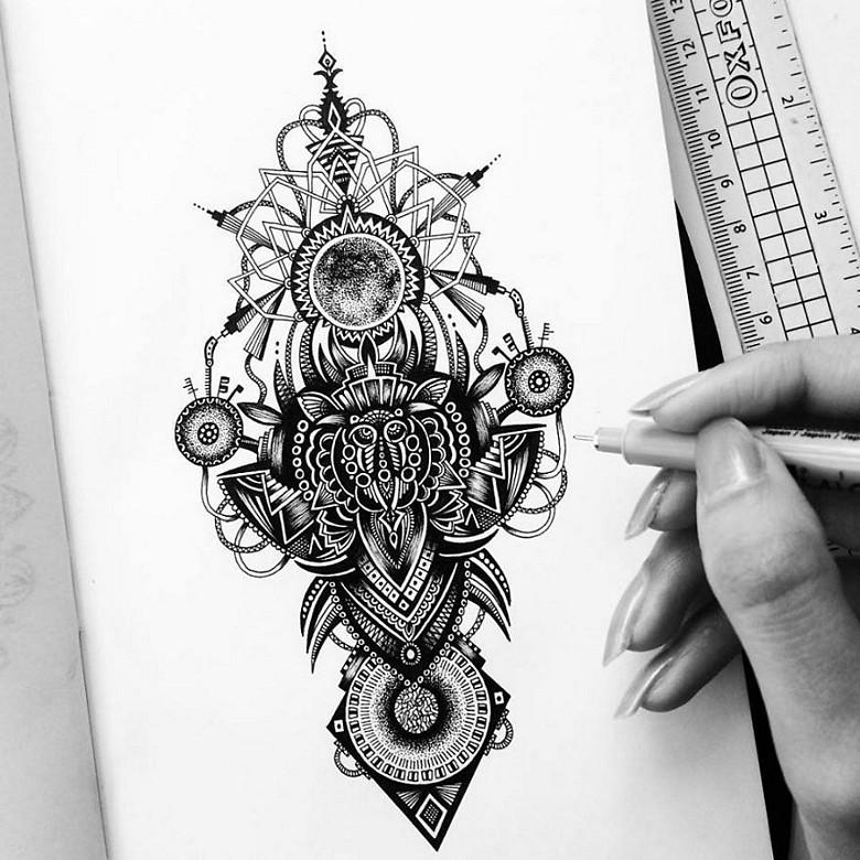 arte-extremamente-detalhada-de-pavneet-sembhi-1