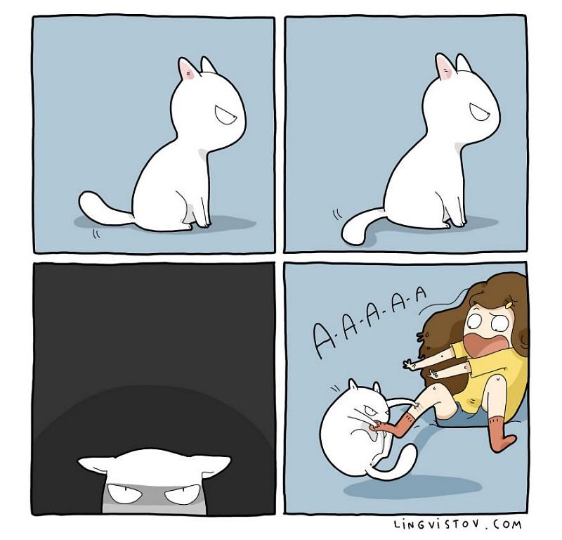 divertidas-ilustracoes-mostram-vida-de-quem-tem-um-gato-de-estimacao-5