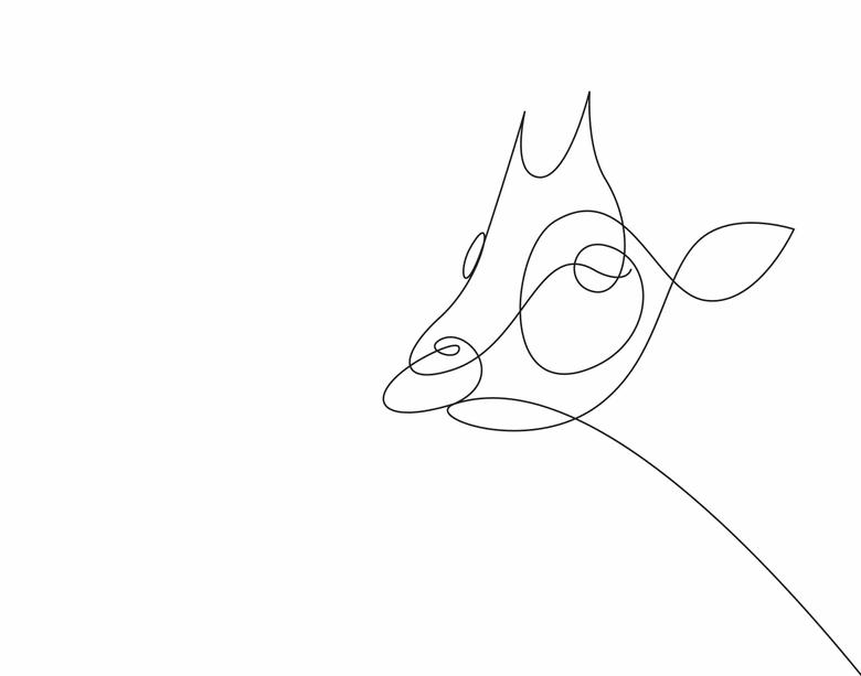 ilustrando-animais-com-apenas-uma-linha-5