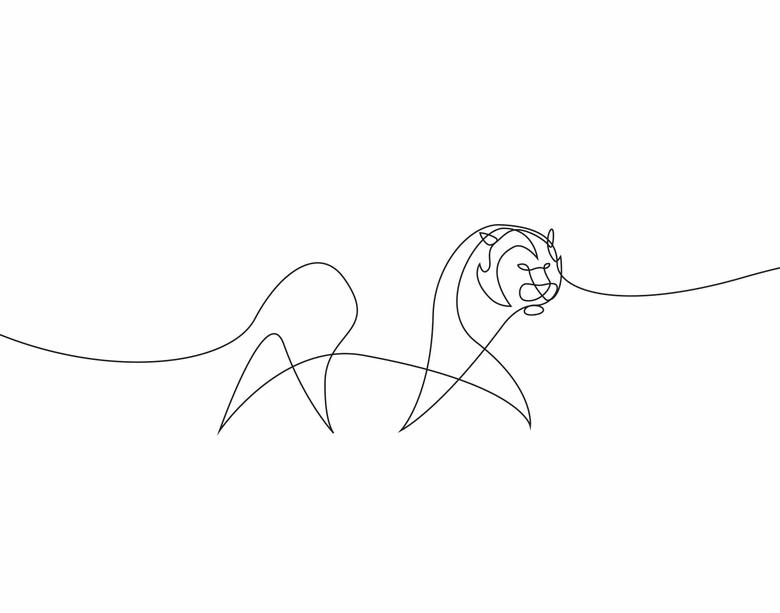 ilustrando-animais-com-apenas-uma-linha-7