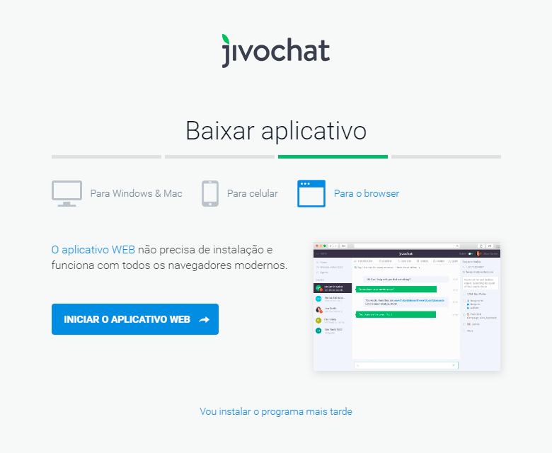 chat-online-para-site-baixar-aplicativo