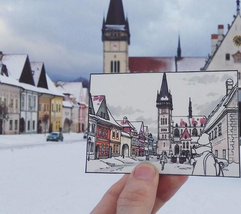ele-faz-pequenas-ilustracoes-dos-lugares-que-visita (1)
