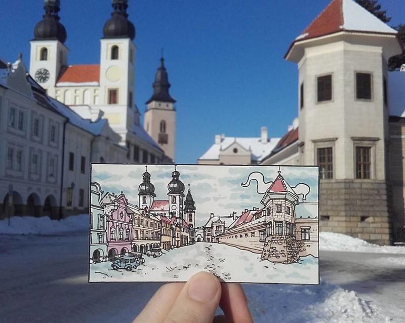ele-faz-pequenas-ilustracoes-dos-lugares-que-visita (10)