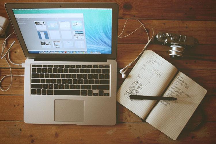 Wireframe e planejamento