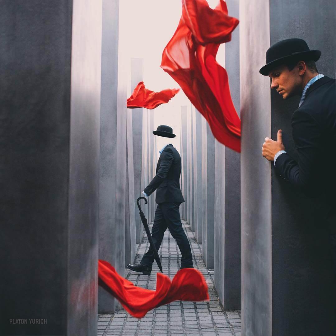 Você também vai se encantar com as fotografias surrealistas de Platon Yurich