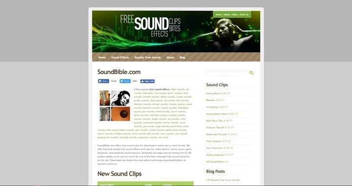 7 sites para baixar efeitos sonoros gratuitos • Designerd