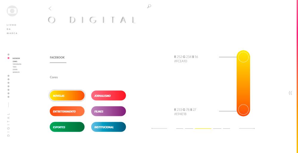 4aa33f481c2a9 Globo lança guia digital para apresentar a essência e personalidade ...
