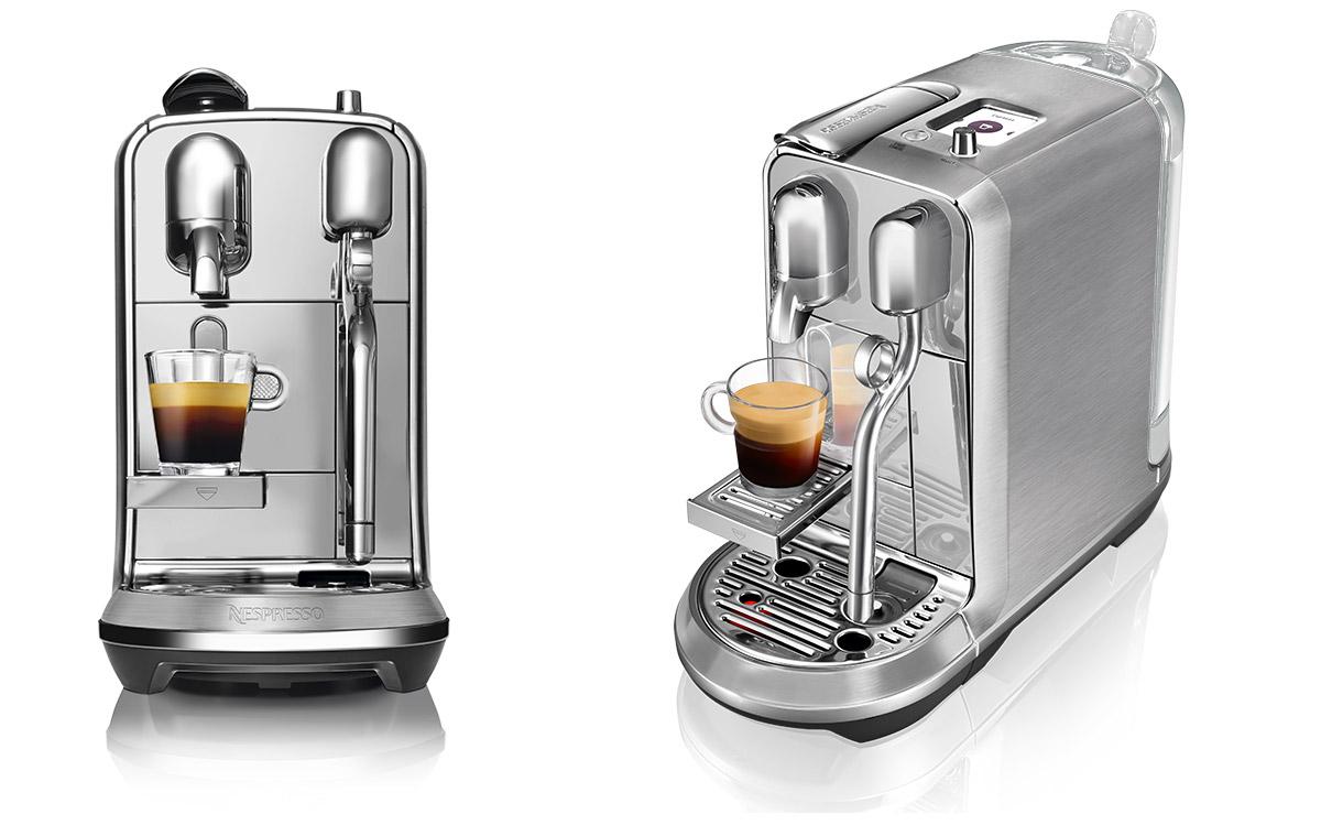 Nespresso lança máquina que permite criar latte art